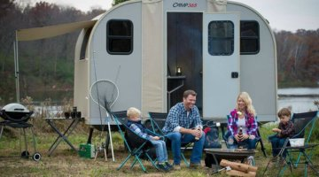 Guide To Family-Friendly Campgrounds In Michigan