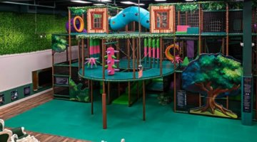 GIVEAWAY: Birthday Party At Kidcadia (For 50 Guests!)