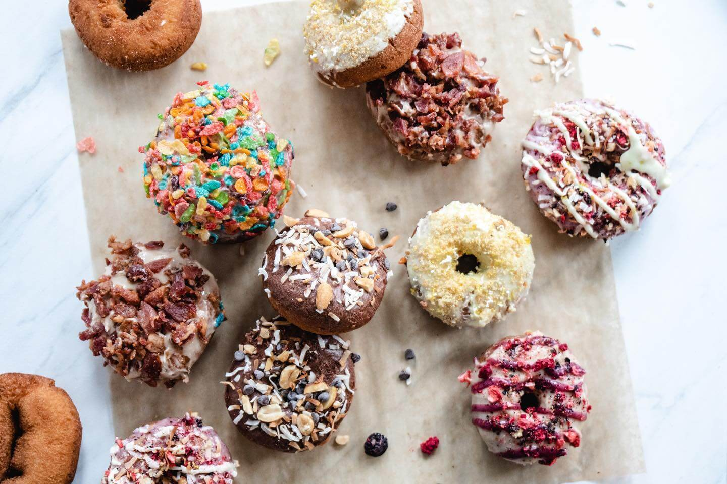 The Best Donut Shops In Metro Detroit