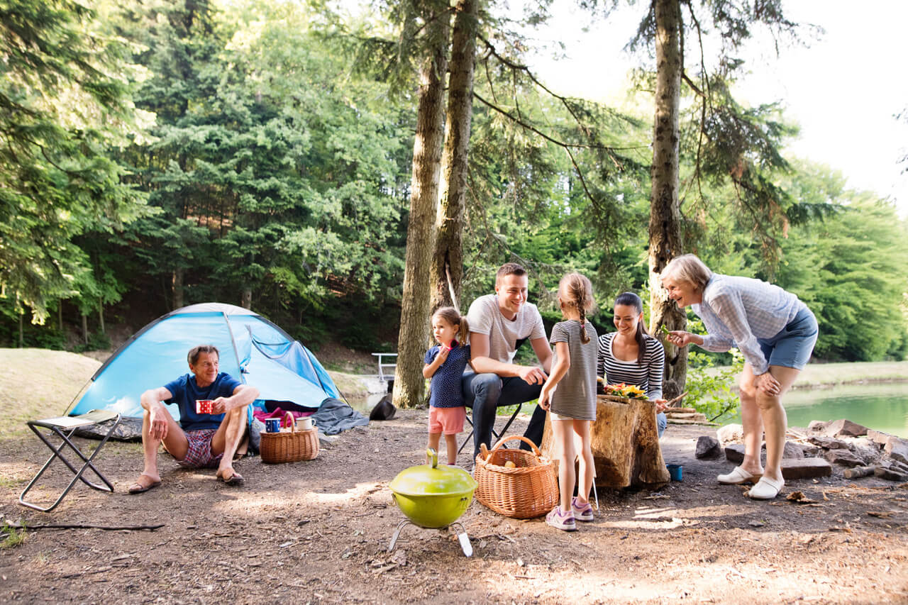 Top Family Friendly Campgrounds Near Metro Detroit
