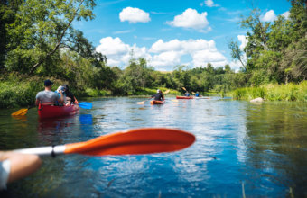 Best Family Kayaking In Metro Detroit