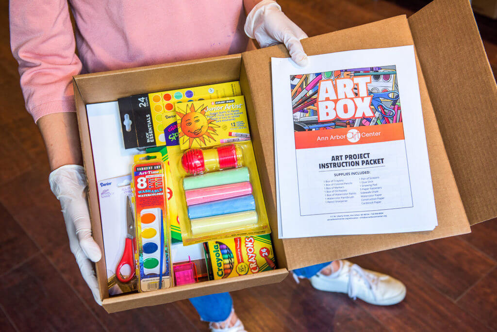 Art At Home: Where To Find Art Kits For Kids In Metro Detroit