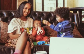 #MomLife With Social Tykes Founder Raven