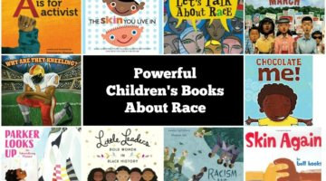 POWERFUL CHILDREN'S BOOKS + PARENTING RESOURCES ABOUT RACE