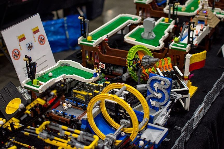 Brickworld LEGO Virtual Con
