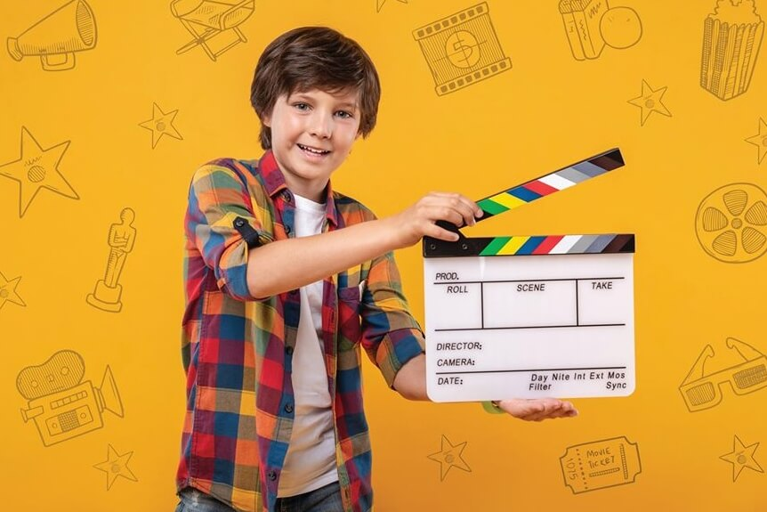 Virtual Young Filmmaker's Camp