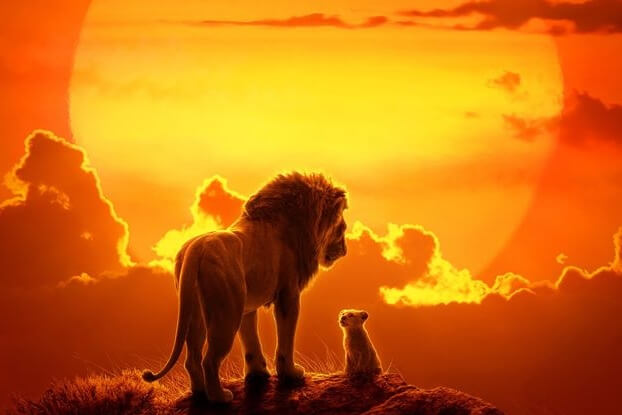 Drive-In Movie: The Lion King