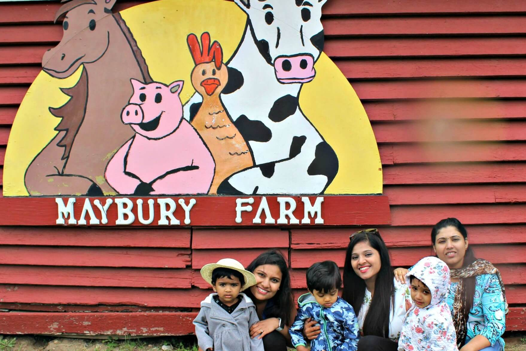 Maybury Farm Opening Day