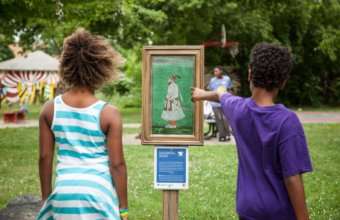 Inside Out: Experience The Detroit Institute Of Arts Outside This Summer