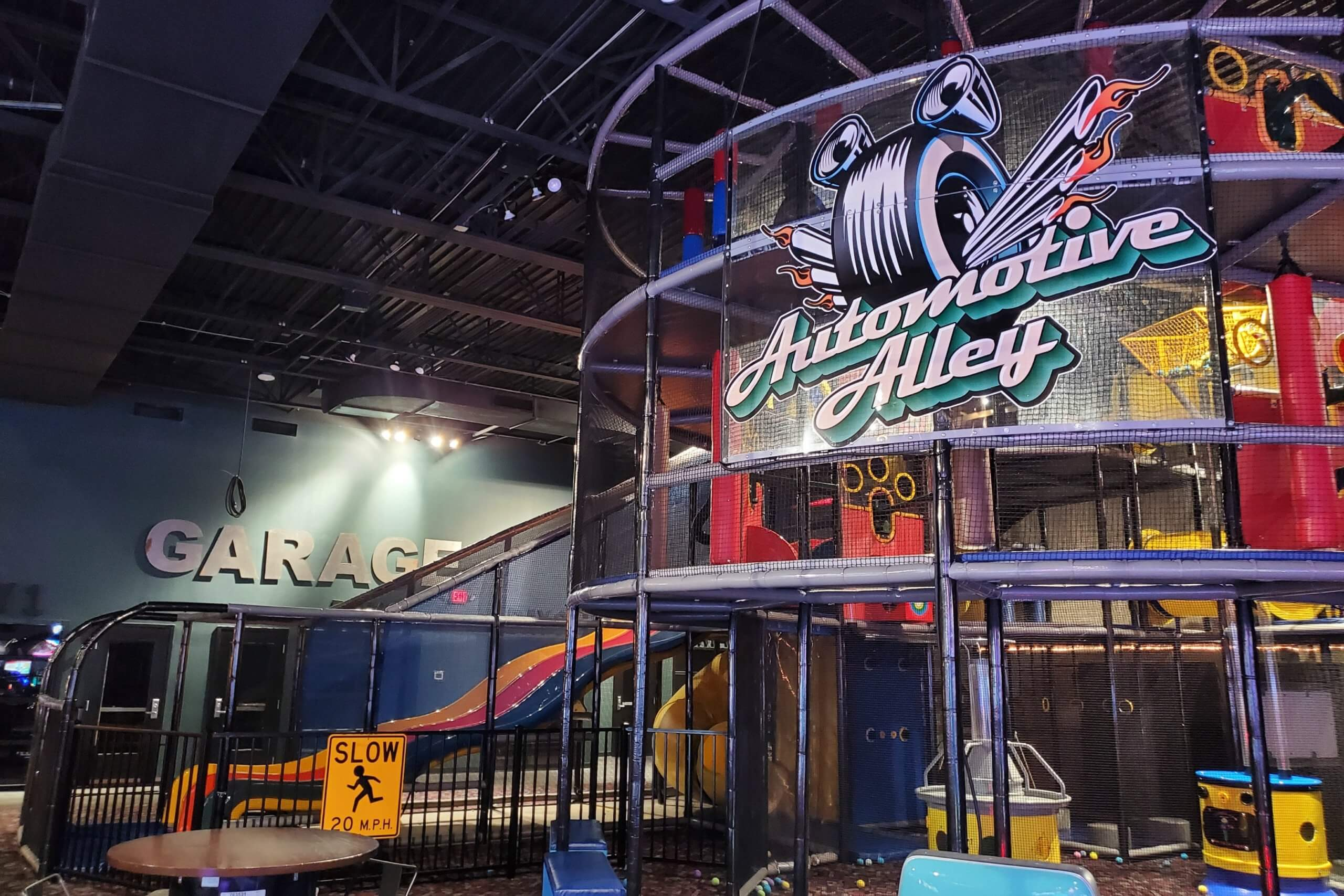 Rev'd Up Fun Offers An Indoor Playland The Whole Family Will Love
