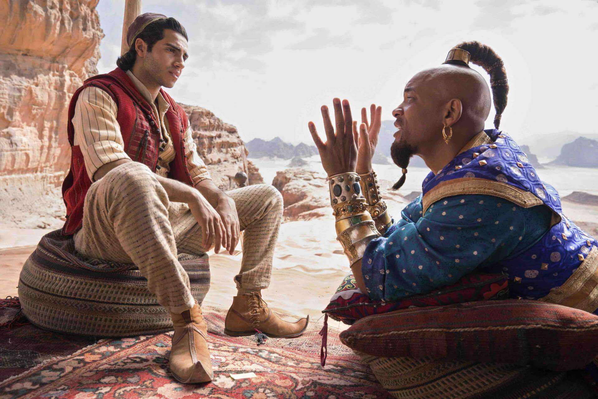 Movies In The Parks: Aladdin
