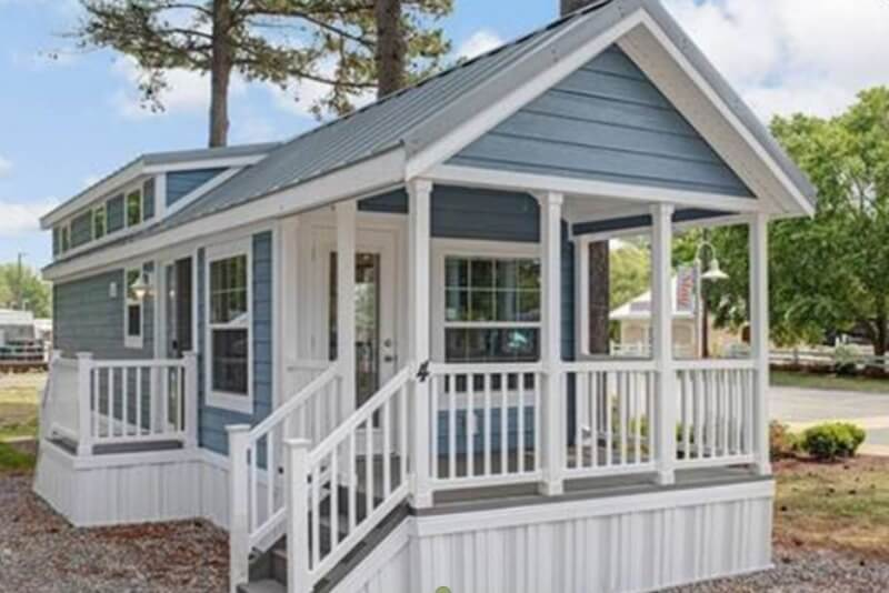 ANNOUNCED: New Rental Cottages Open At Sterling State Park