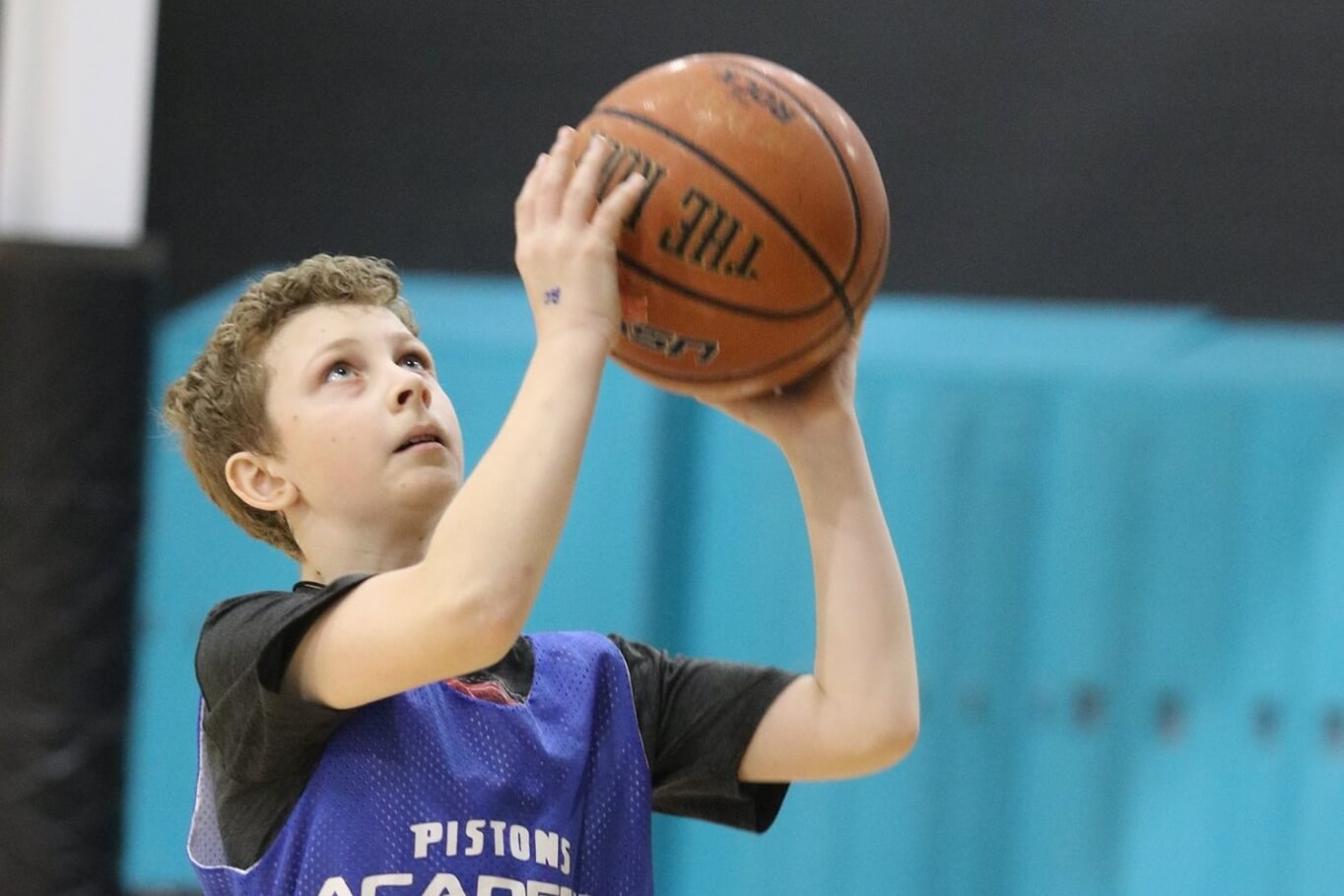 Pistons Academy Youth Basketball