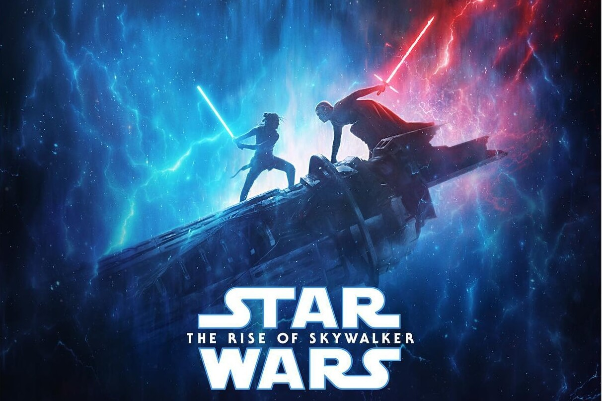 Movies In The Parks: Star Wars The Rise Of Skywalker