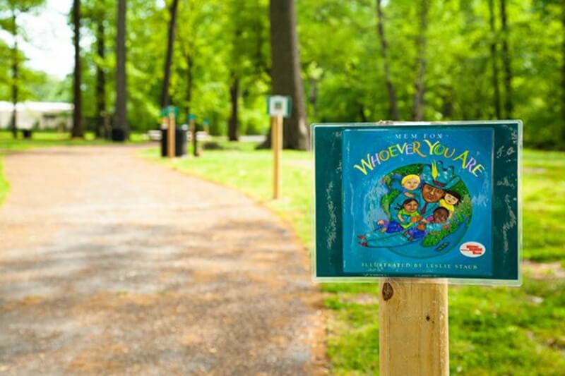 Storybook Walking Trails In Metro Detroit