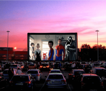 Where To Watch Outdoor Movies In Metro Detroit In August