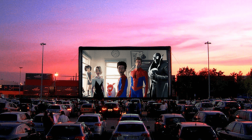 Watch FREE Drive-In Movies At Huron-Clinton Metroparks This Summer