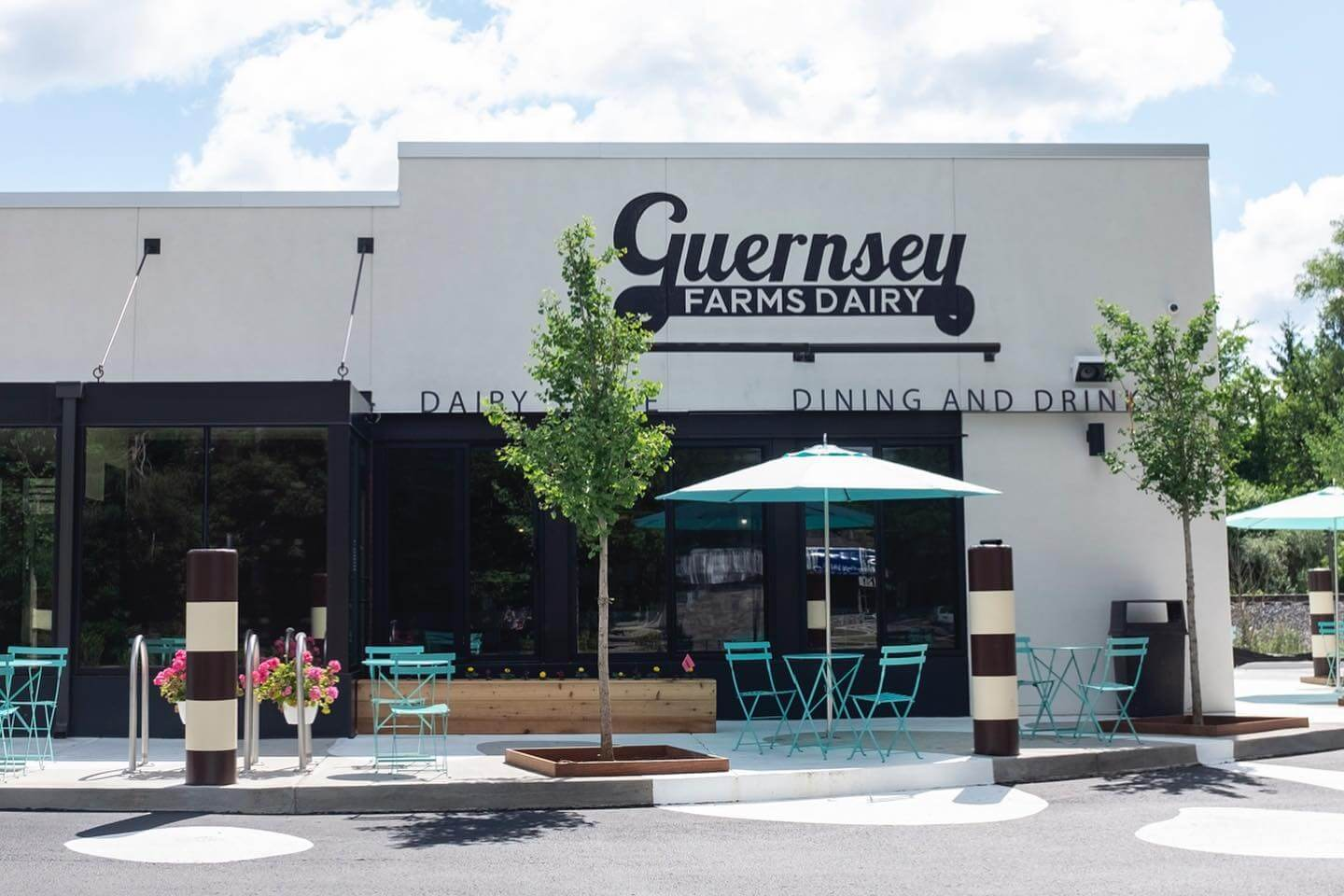 Guernsey Diary Farms Re-Opens with Family Favorites & Boozy Milkshakes