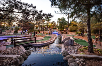 Where To Find Miniature Golf Courses In Metro Detroit