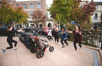 GIVEAWAY: Outdoor Workouts For Busy Moms