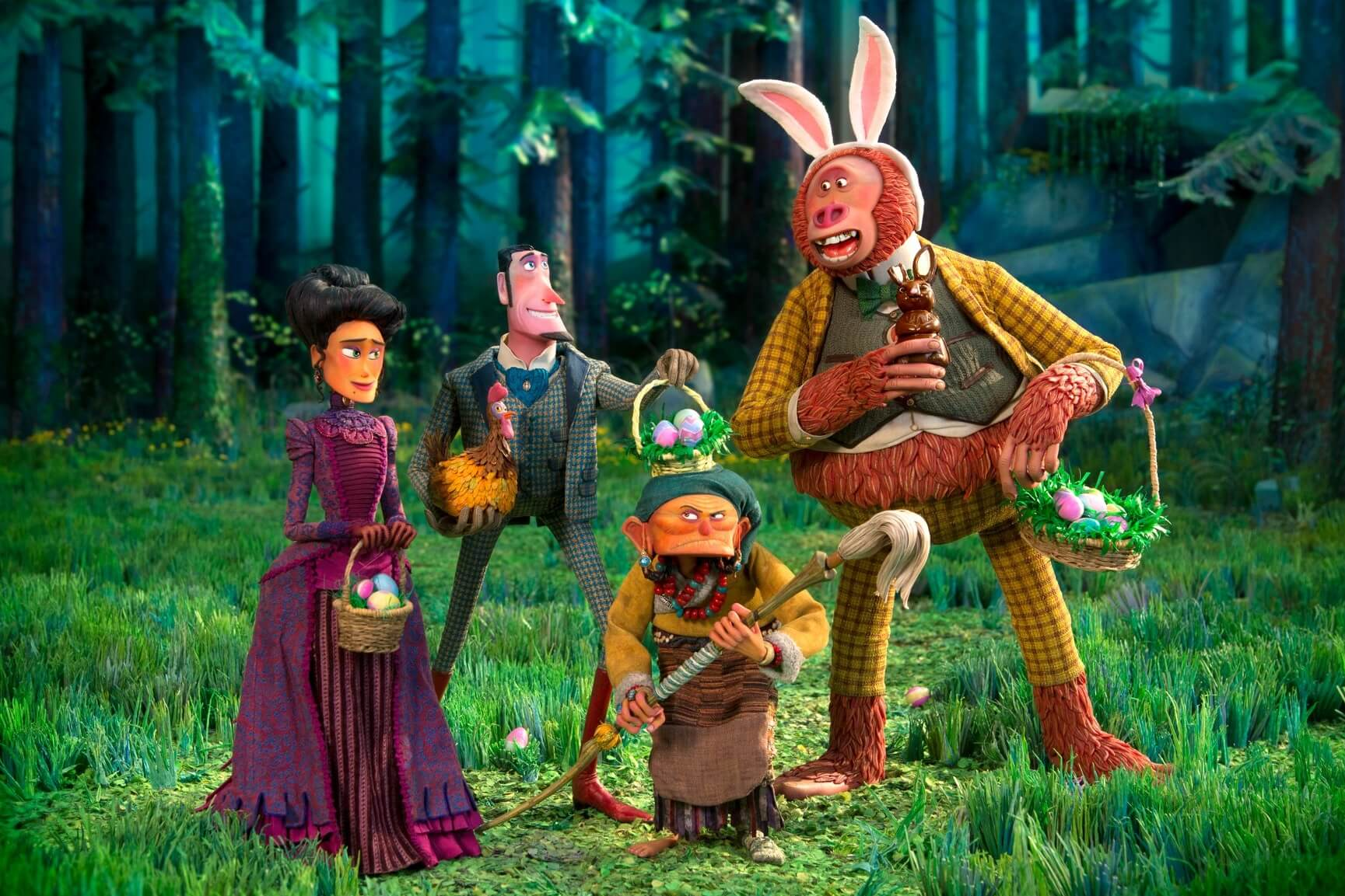 Movie In The Park – Missing Link
