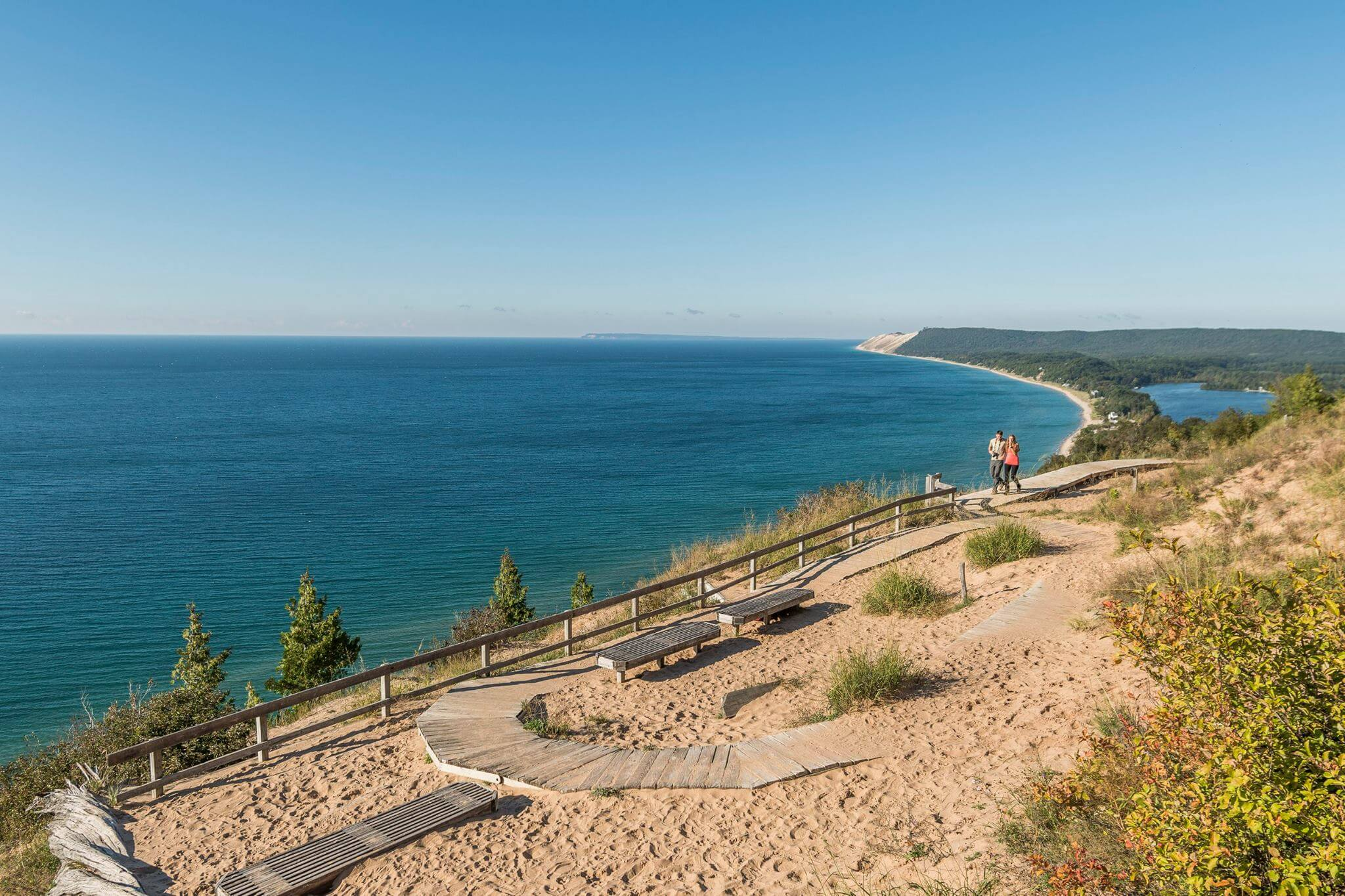 5 REASONS TO VISIT TRAVERSE CITY THIS FALL