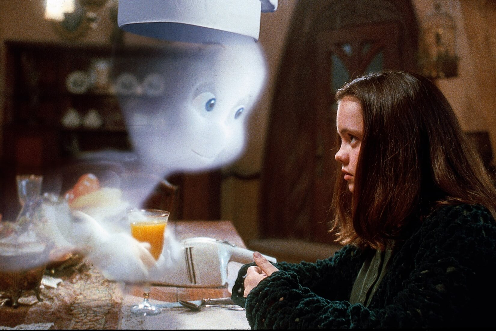 Halloween Movie In The Park:  CASPER