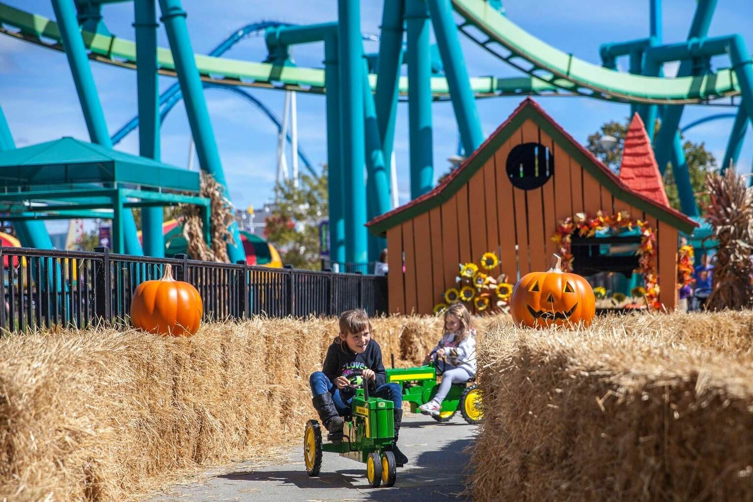Cedar Point Replaces Halloween Weekends with Fall Fest