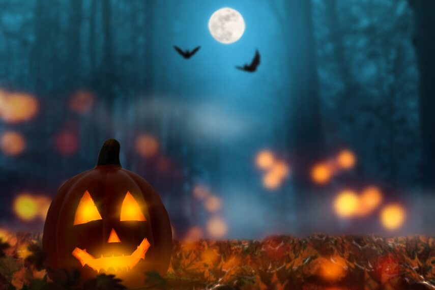 Boo Fest At Green Oak Village Place