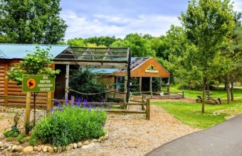 Howell Nature Center Offers Trails, Treehouses & Animals
