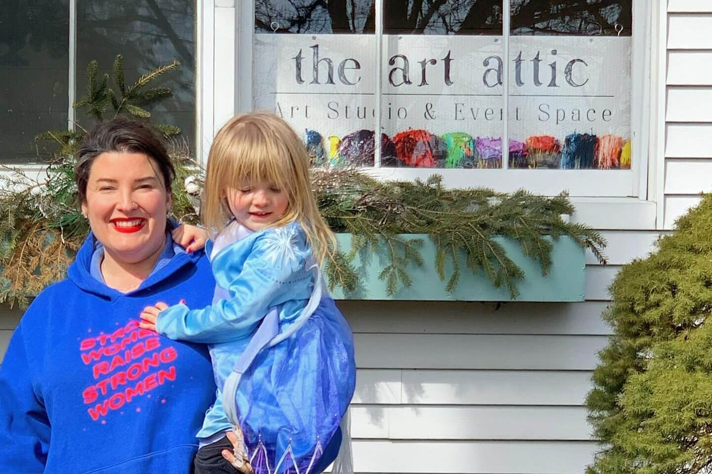 #MomLife With The Art Attic Co-Founder Bree