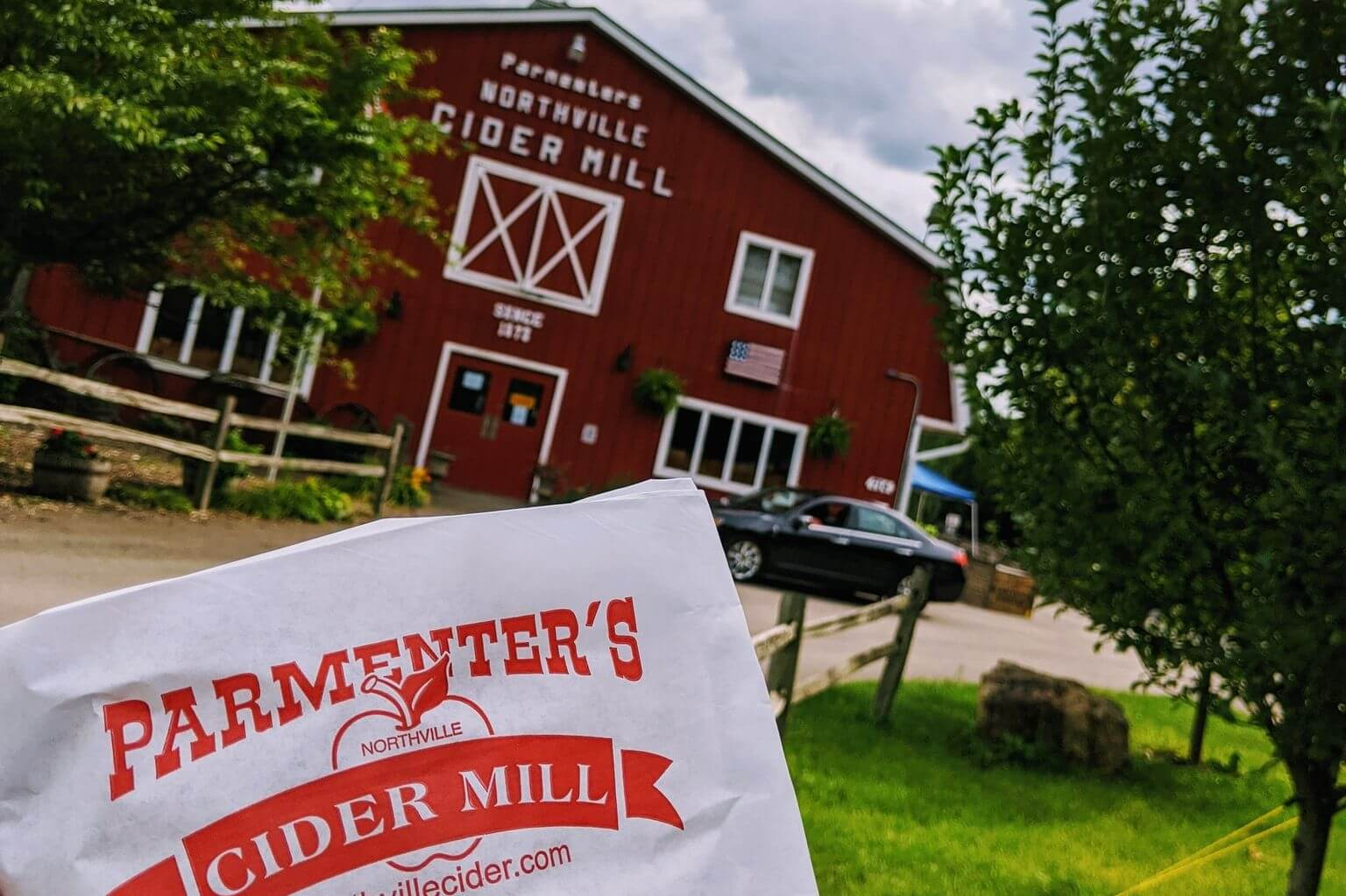 Cider Mills Opening This Weekend