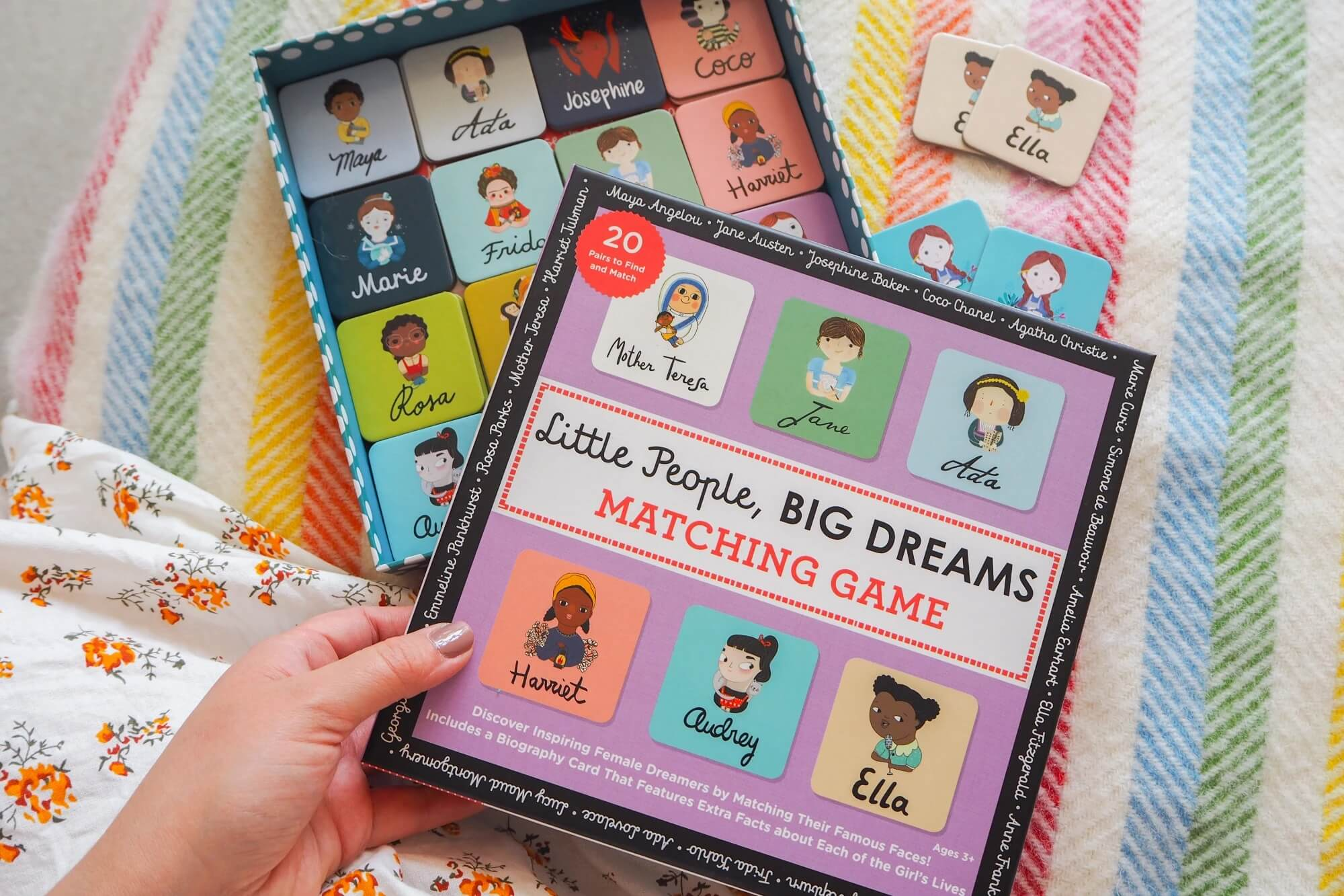 Https://muthahoodgoods.com/products/little-people-big-dreams-matching-game