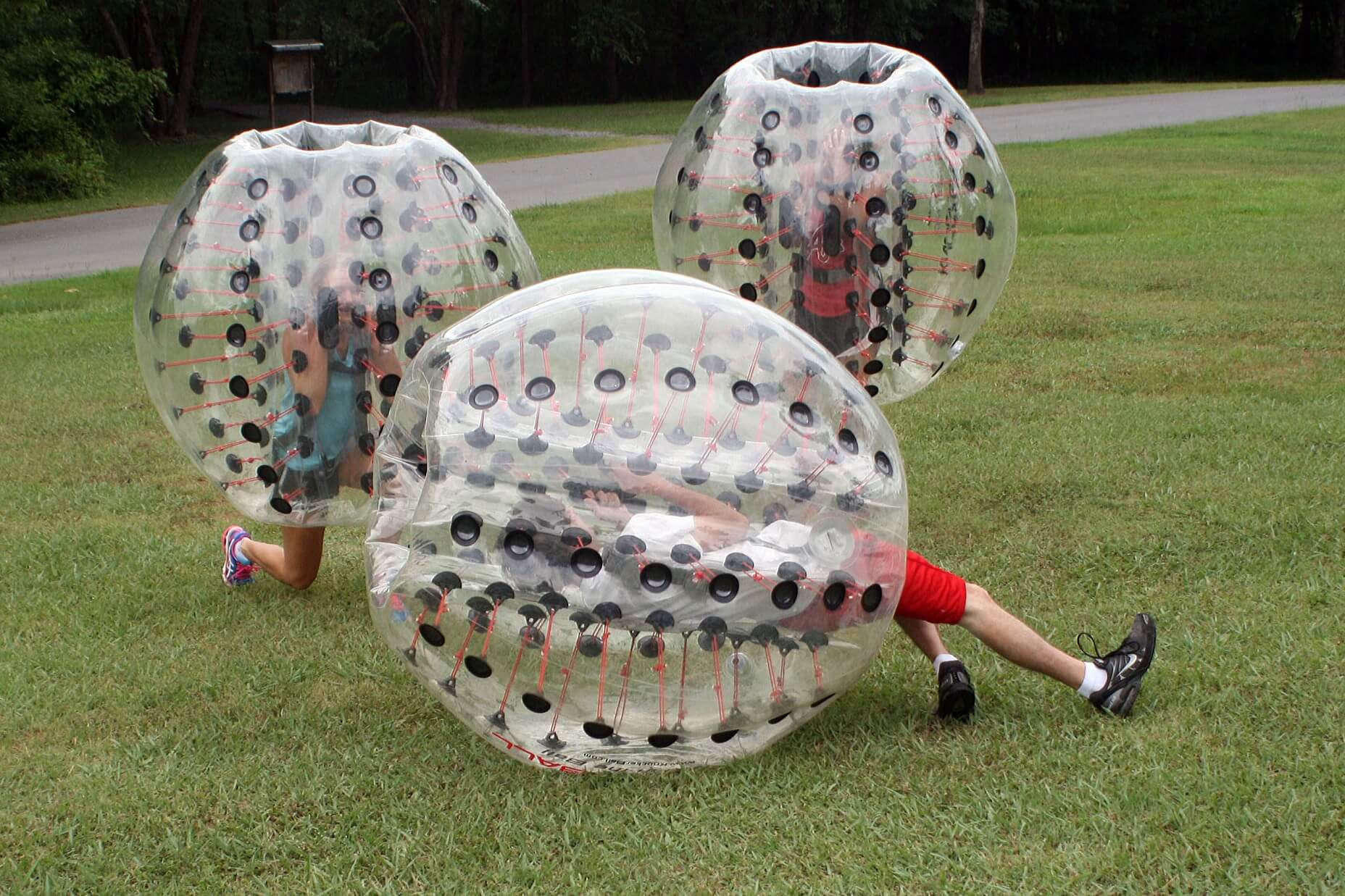 Teen Knockerball