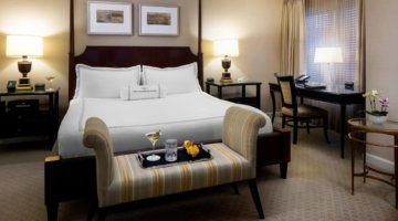 Parents Staycation Giveaway: The Townsend Hotel