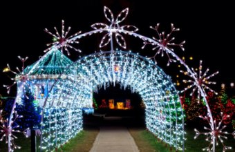 NEW Enchanted Holiday Wonderland Coming To Taylor This Winter