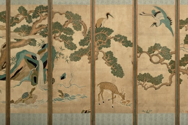 Gold Needles: Embroidery Arts From Korea—Lecture And Virtual Tour With Curator Sooa Im McCormick