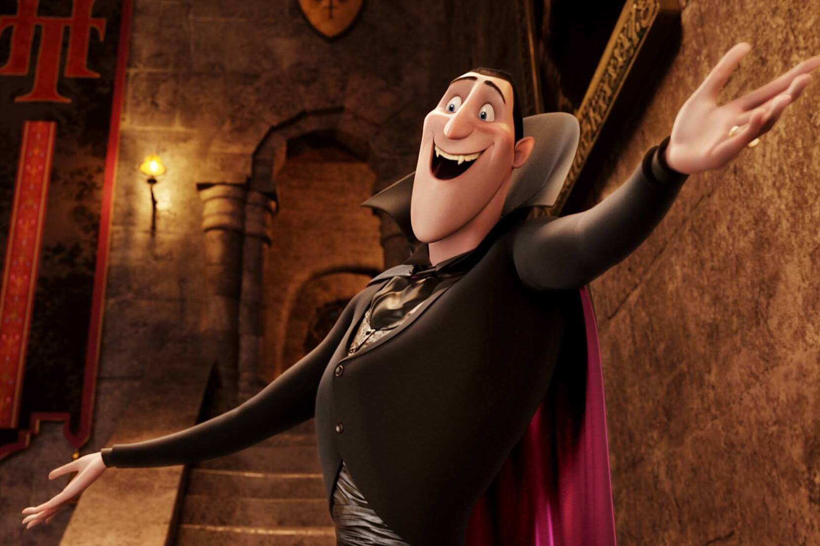 Drive-in Movie – Hotel Transylvania