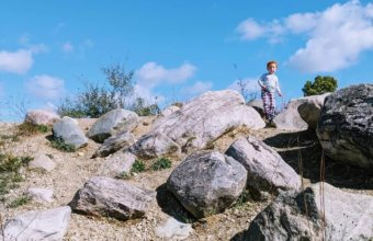 Visit Fox Science Preserve A Rock Climbing Adventure