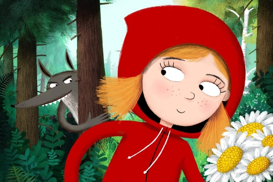 Little Red Riding Hood – Online Edition