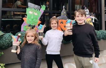 The Best Local Halloween Sweets + Treats For Kids