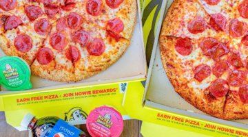 GIVEAWAY: Moms Win FREE Pizza For A Year For Mother's Day
