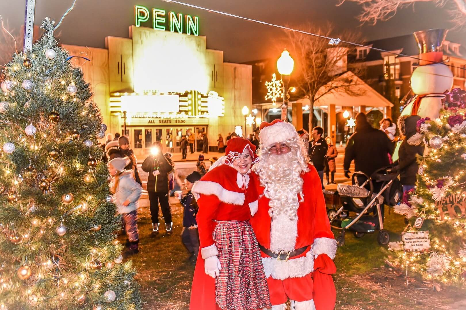 Santa Claus Is Coming To Plymouth