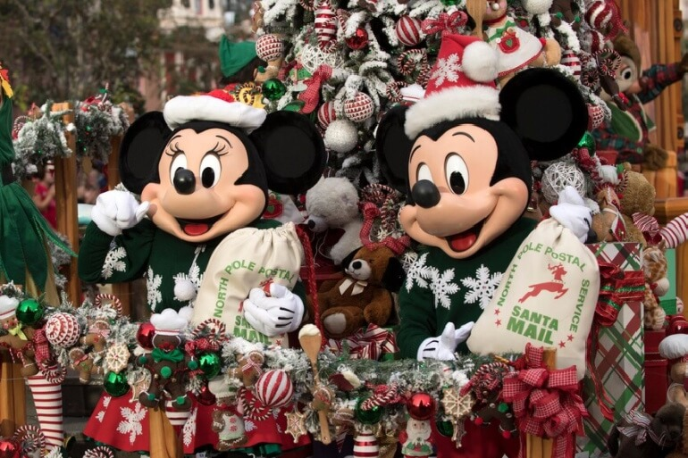 Find Disney Magic All December Long On ABC