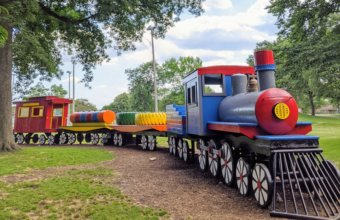 Everything You Need To Know About Michigan's 'Train' Playground