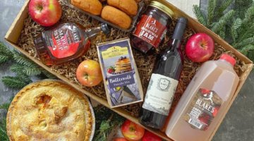GIVEAWAY: Holiday Subscription Box From Blake Farms