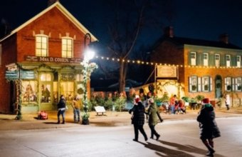 Best Places To Find Timeless Christmas Magic In Michigan