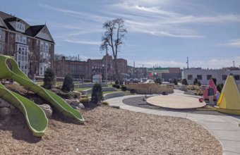 4 New Playgrounds You Want To Visit In Metro Detroit