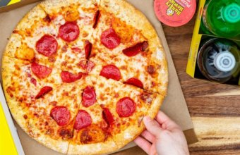 GIVEAWAY: FREE Hungry Howie's Pizza For A Year!
