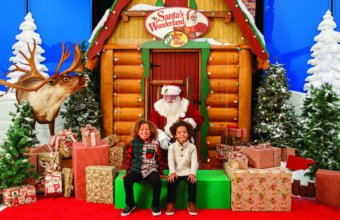 Where To Take A Socially Distanced Photo With Santa